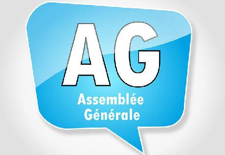 Assemblée Générale le 18 Janvier - Salle Sud